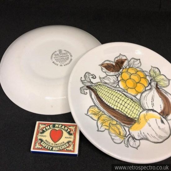 Biltons kitchen produce side plates