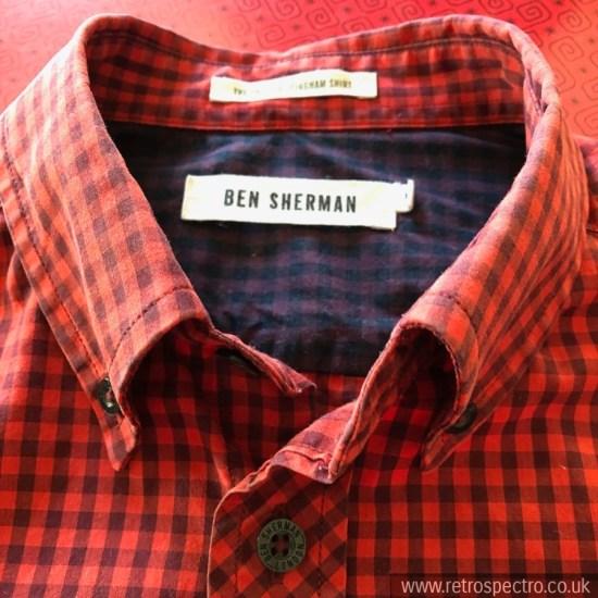 Ben Sherman Button Down
