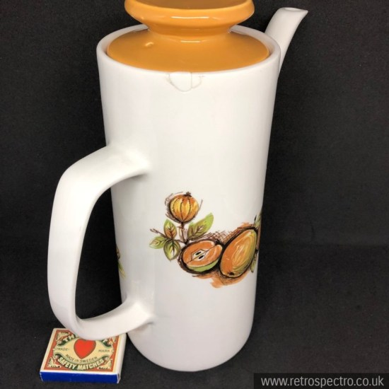 J&G Meakin Eden Coffee Pot