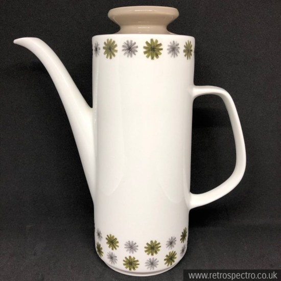 J&G Meakin Allegro Coffee Pot