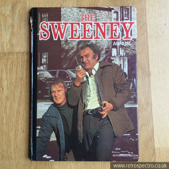 The Sweeney Annual 1977