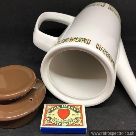 J&G Meakin Bagatelle Coffee Pot