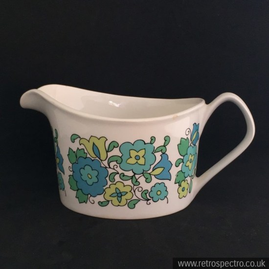 Johnson Bros flower pattern jug