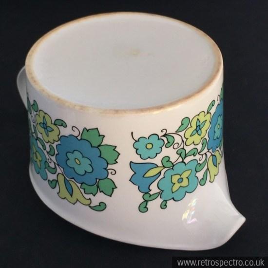 Johnson Bros flower pattern jug