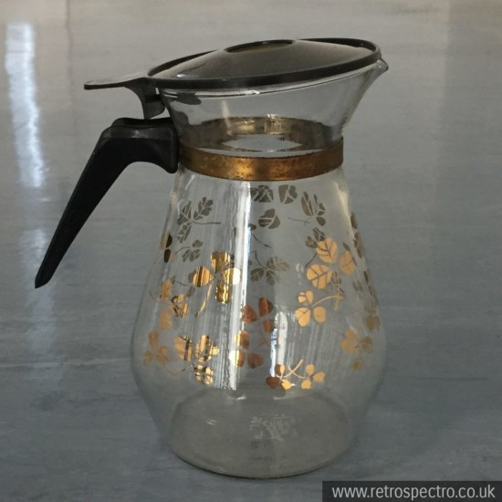 JAJ Pyrex Coffee Pot