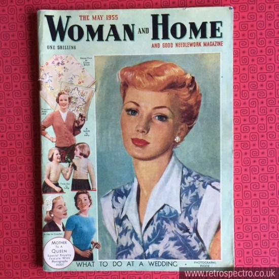 Woman & Home Magazine May 1955