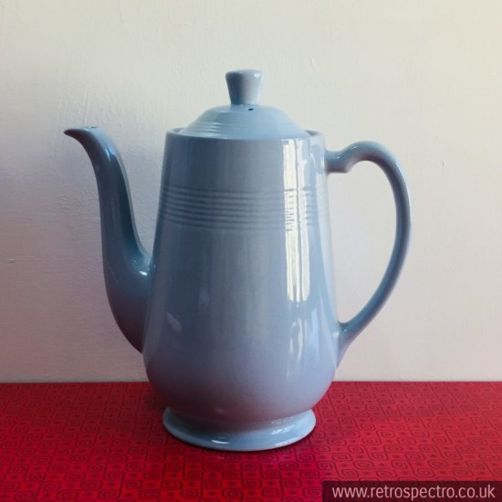 Woods Ware Iris Coffee Pot