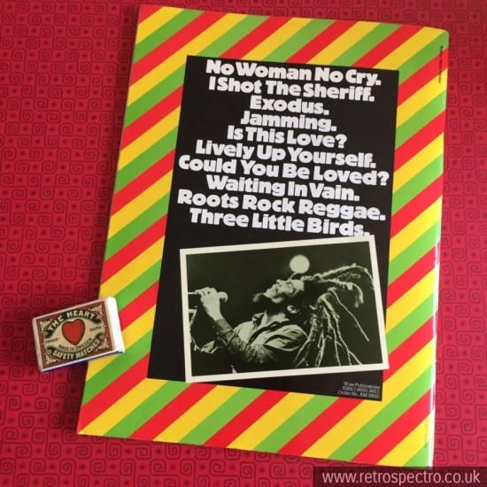 Bob Marley Songbook