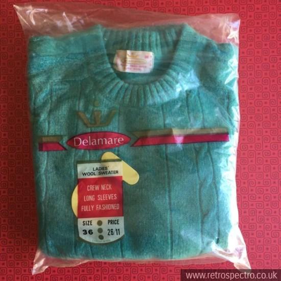 Delamare Ladies Wool Sweater