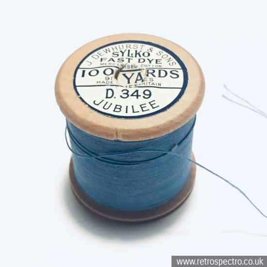 Sylko Cotton Reel D.349 Jubilee