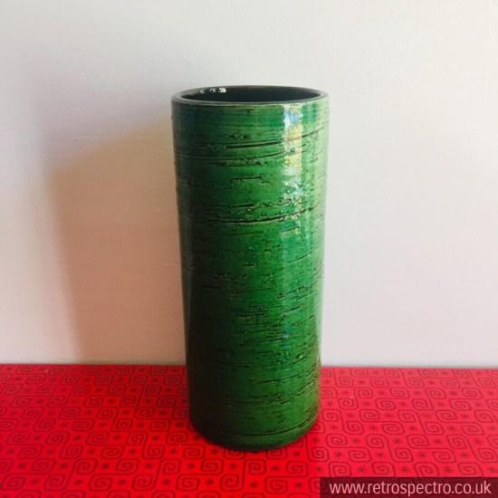 Swedish Nittsjo Keramik Vase