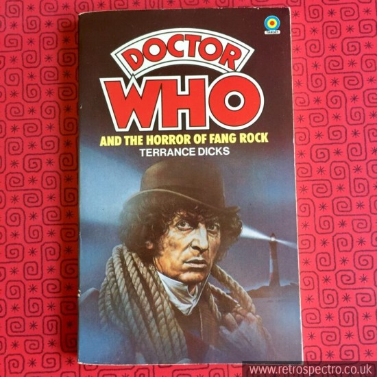 Doctor Who And The Horror Of Fang Rock paperback