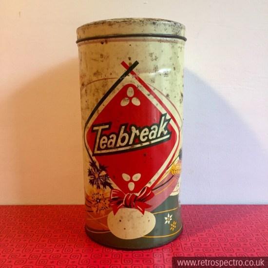 Teabreak Tin