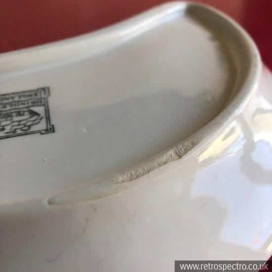 Vintage Grindley Oval Dish