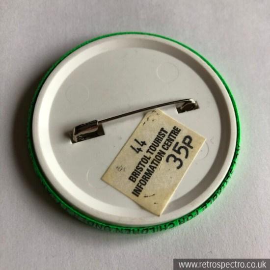 Vintage Bristol Badge