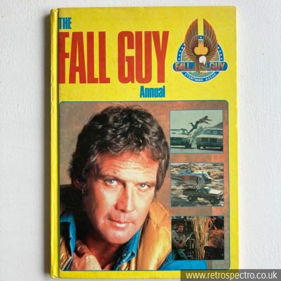 Fall Guy Annual 1981 TV