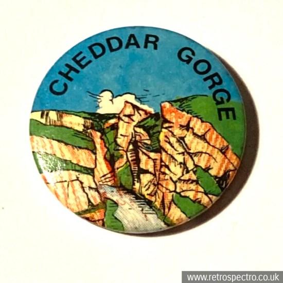 Cheddar Gorge Badge