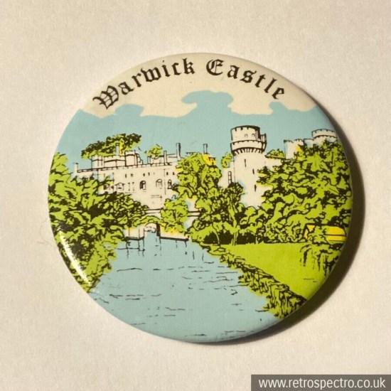Warwick Castle Badge