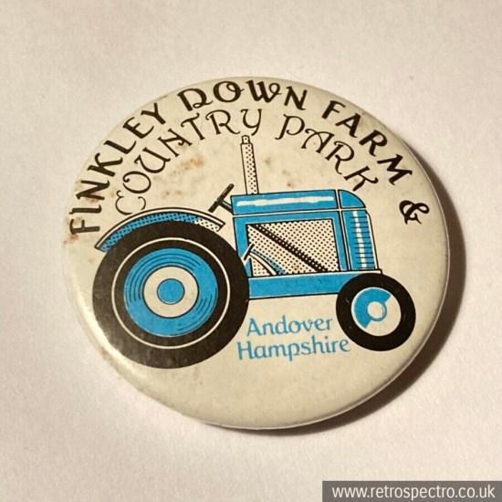 Finkley Down Farm Badge