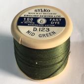 D. 123 Mid Green