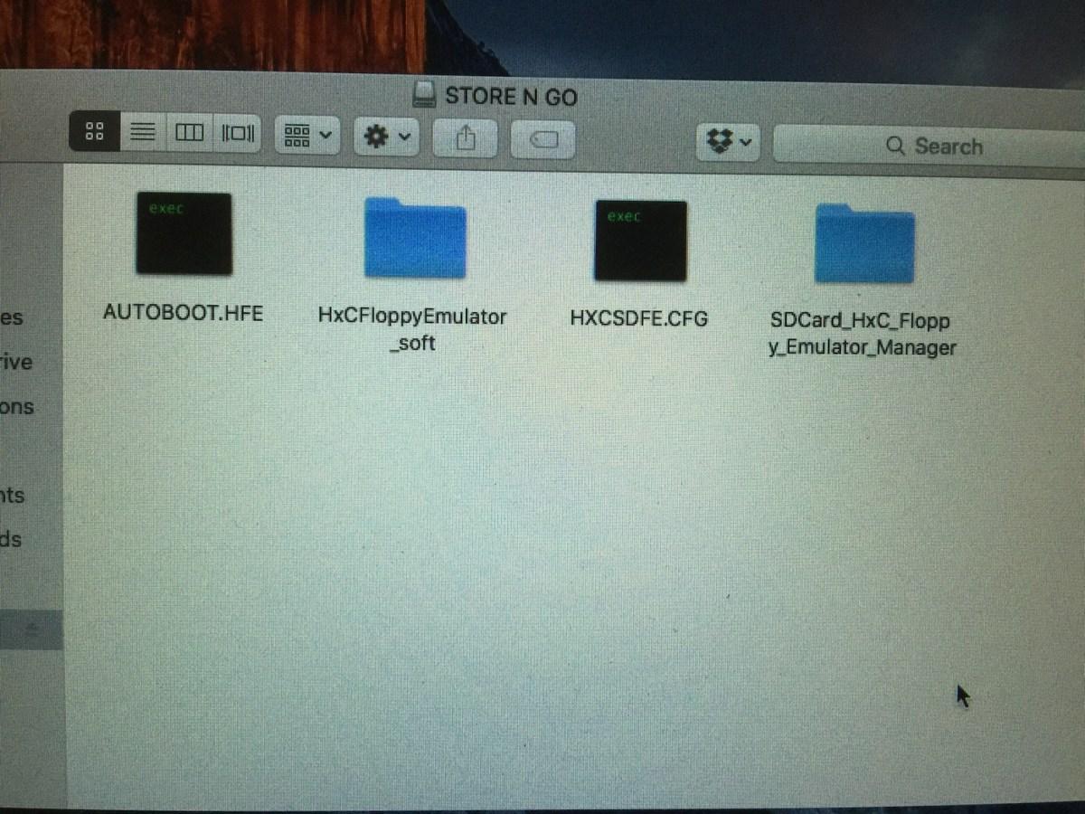 10 Floppy Emulator Manager 3