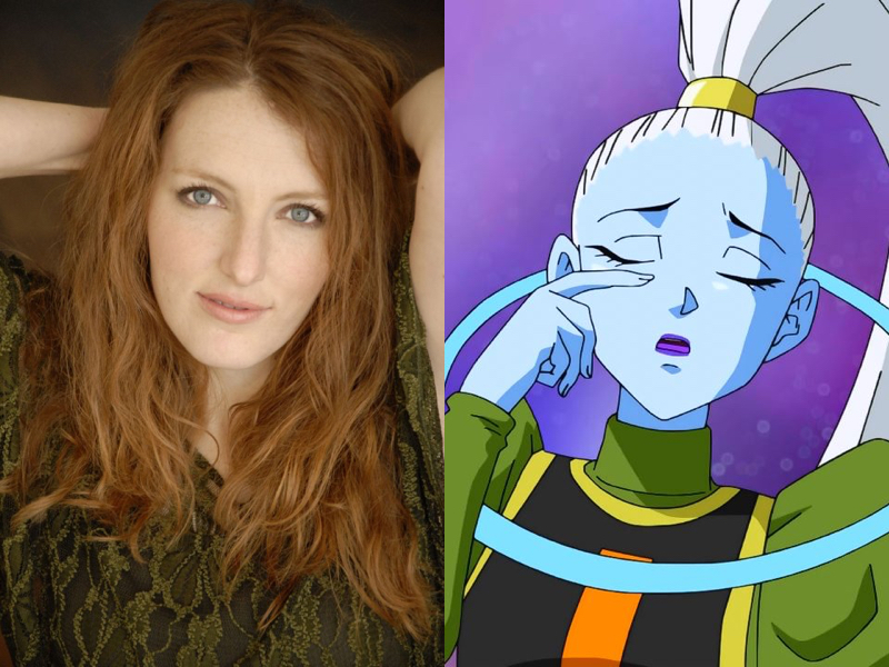 Interview with Caitlin Glass (Vados in Dragonball Super, Cammy in Streetfighter)