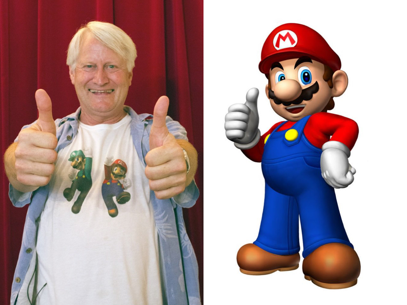 Interview with Charles Martinet (Mario and Luigi)
