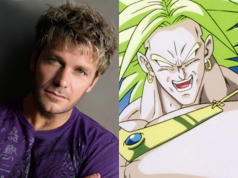 Interview with Vic Mignogna (Broly from Dragon Ball Z, Hikaru from Macross)