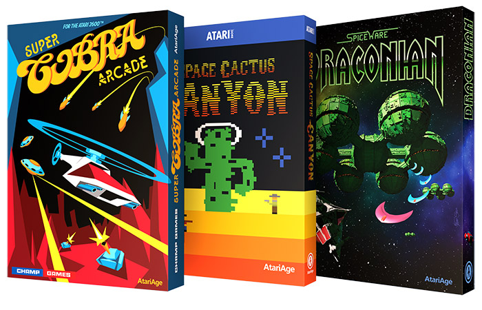Portland Retro Game Expo 2017 – New Games Announced – Retrospekt