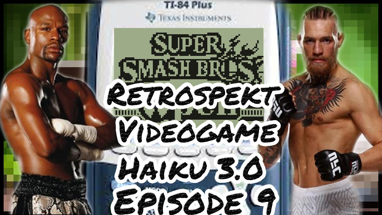 Retrospekt Videogame Haiku 3.9