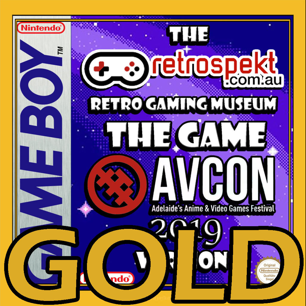 The Retrospekt.com.au Retro Gaming Museum The Game: AVCon 2019 Version Has Gone Gold! Full Release Out Now!