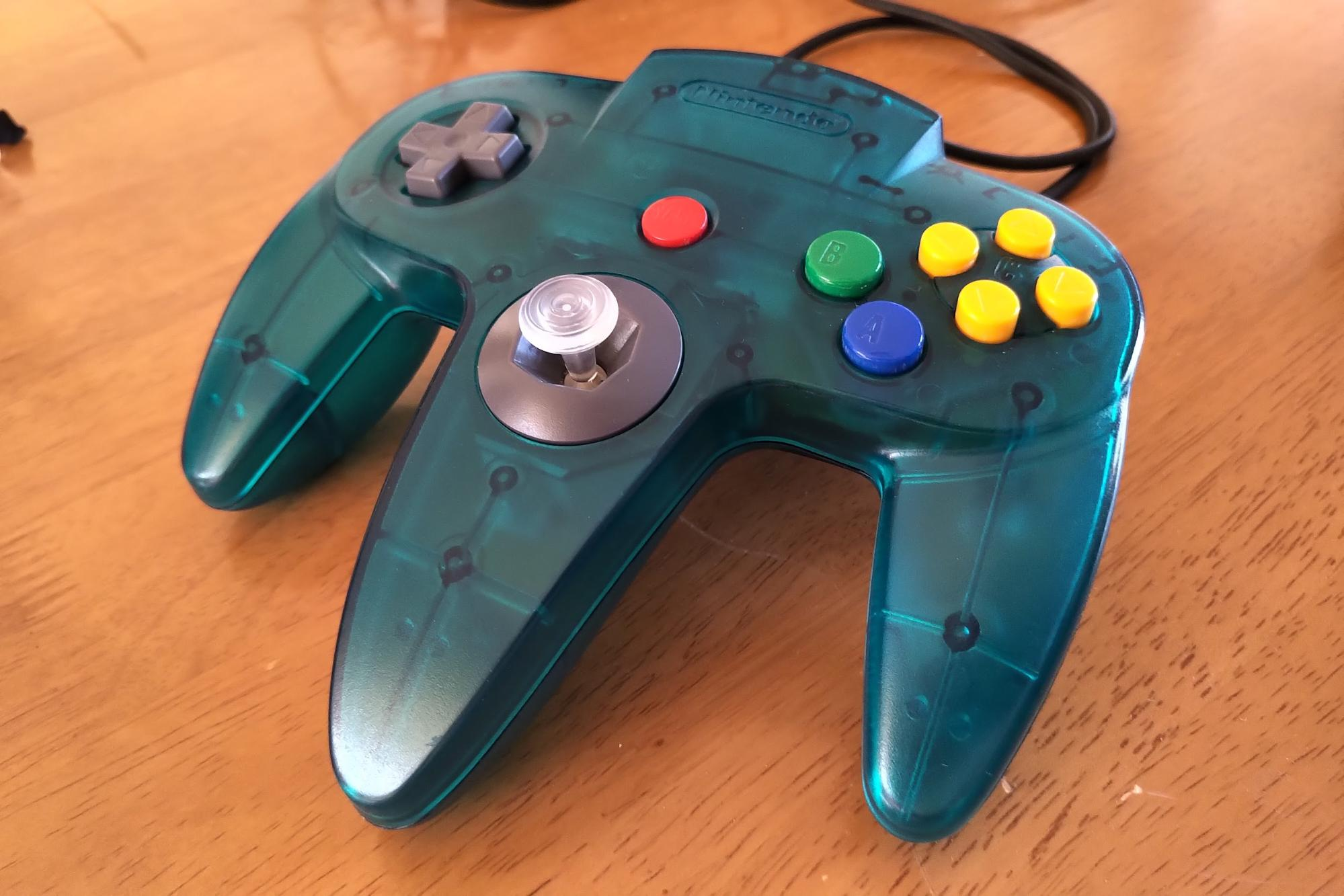 Great Upgrades for a Tired N64 Controller