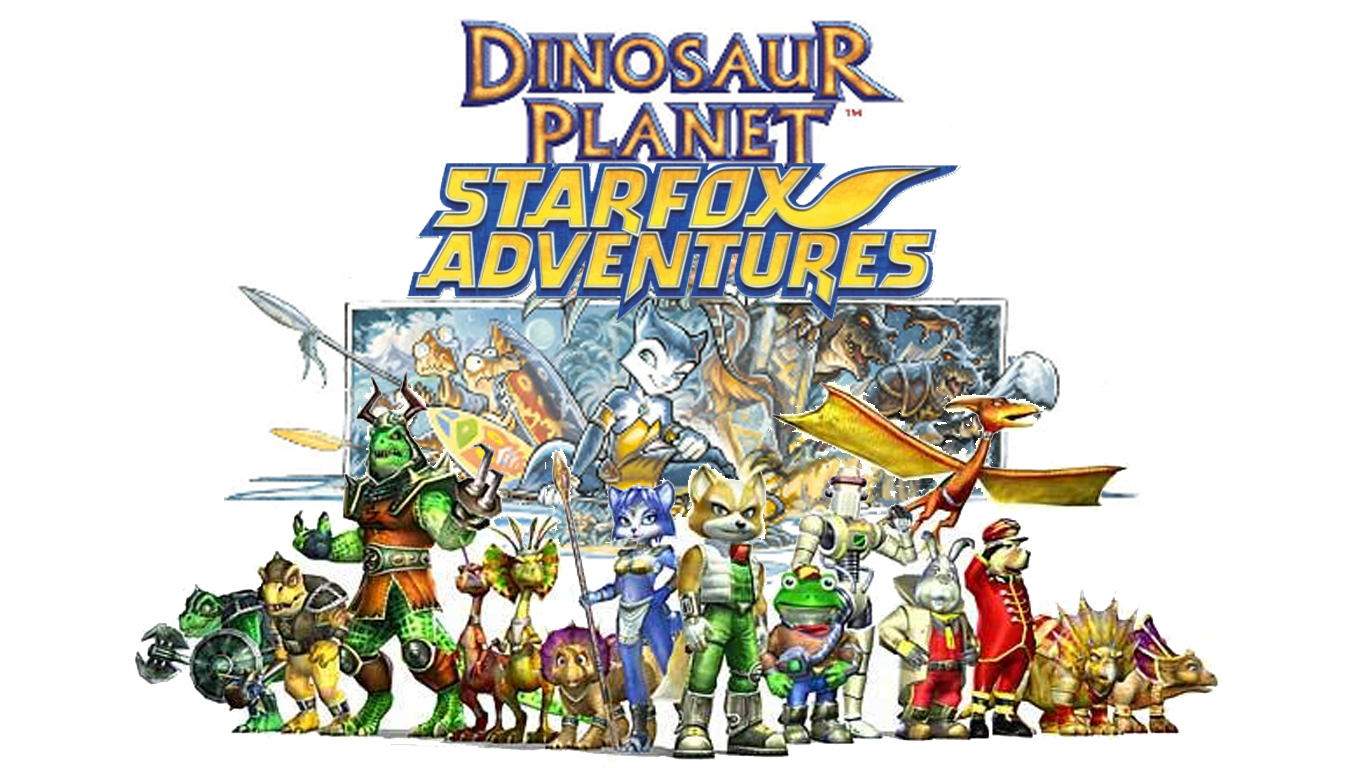 Dinosaur Planet (Leaked Nintendo 64 Build), Footage and Comparison to Starfox Adventures
