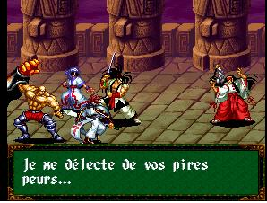 Samurai Spirit RPG