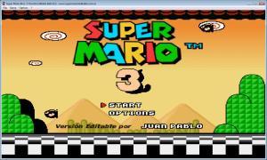 SUper Mario 3 remake