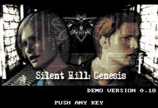 silent hill genesis