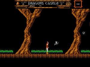 dragon's casttle