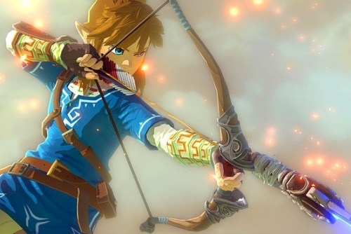 """The Legend of Zelda"" pour Nintendo. Associated Press/Nintendo"