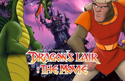 dragons lair le film
