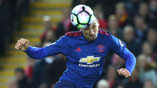 Zlatan is a 'handful' – Jones
