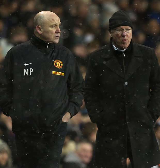 Sir Alex Ferguson personally move to see deal completed