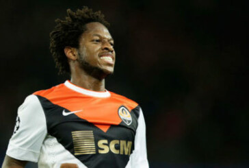 Picture: how Fred will look in a Man United shirt once £52M deal is completed