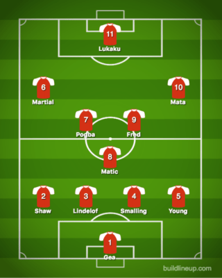 Man-United-Predicted-XI-v-Bournemouth