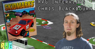 RVG Interviews Chris Blackbourn.