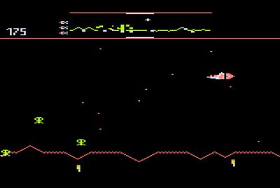 Atari 5200 Defender