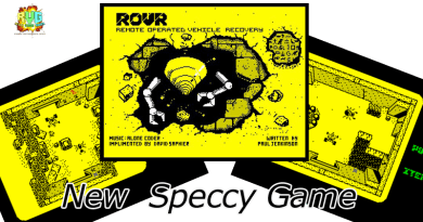 New Spectrum Game – ROVR.