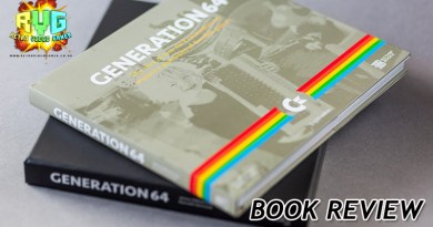 Generation 64: Book Review.