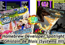 Homebrew Developer Spotlight: Ghislain de Blois (Systems IIII)
