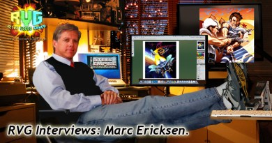 RVG Interviews: Marc Ericksen.