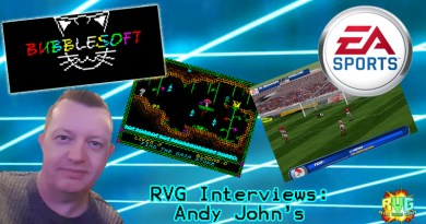 RVG Interviews: Andy John's.